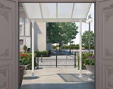 Terrassendach Aluminium Terrassenüberdachung Wetterschutz Veranda Palram Sierra