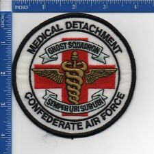 "Medical Detachment Confederate Air Force Ghost Squadron 4"" NOS"