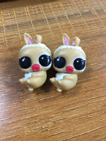 2PCS LOL Surprise Doll Pets Eye Spy MYSTERY Baby Series 4 M.C HIPPITY HOP Rare