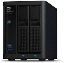 WD My Cloud EX2100 - 12TB NAS Storage Server (WDBWAZ0120JBK-EESN) # NEU & OVP