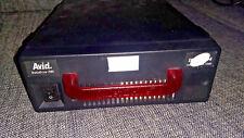Avid MediaDrive rS80 Firewire External Hard Disk Drive HDD 80GB ProTools Mac #3