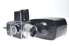 Hasselblad 500C/M Silver + Carl Zeiss Planar 80 mm f/2,8 C + Magazin 12
