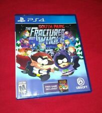 South Park: The Fractured but Whole (PlayStation 4, Ps4) Tested! Free Shipping!