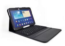 Alemán Qwertz Funda de Teclado Bluetooth para Samsung Galaxy Tab 2/3/4S