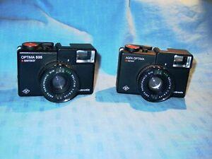 Agfa  Optima  Kameras  Für Sammler oder  für Bastler ?