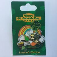 DLR - St. Patrick's Day 2008 - Tinker Bell Limited Edition 1000 Disney Pin 59837