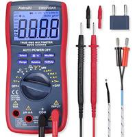 AstroAI Digital Multimeter, TRMS 6000 Counts Volt Meter Manual Auto Ranging;