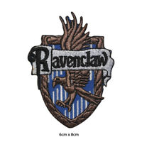 Harry Potter Ravenclaw Embroidered Patch Iron on Sew On Badge For Clothes etc