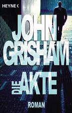 Die Akte von John Grisham (1994, Taschenbuch)