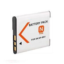 Akku Sony NP-BN1 für Cybershot DSC-WX200 DSC-WX220 DSC-WX5 DSC-WX7 DSC-WX9