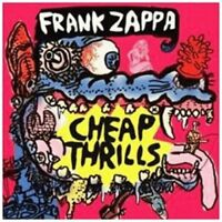 Frank Zappa - Cheap Thrills - Frank Zappa CD 5UVG The Fast Free Shipping