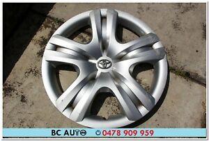 Toyota Aurion GSV40R AT-X Hub Cap Hubcap Wheel Cover Trim 2006 2007 2008 2009 07