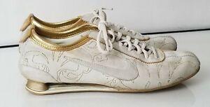 Rare Nike Shox Rivalry  Shoes Womens Size 7 316327-111