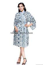 New Women robe Cotton Robes Bridal Wedding Bridesmaid Bride Gown kimono robe