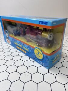 Thomas & Friends 99716 Wooden Railway Battery Powered Lady with Tracks New