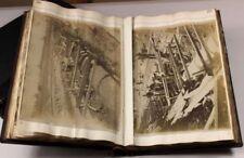 Sepia Original Print 1890s Collectable Antique Photographs (Pre-1940)