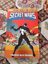 Le Battaglie Del Secolo N.37 Secret Wars Parte 2 Polvere Alla Polvere