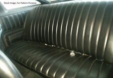 1974-76 Chevrolet Malibu Laguna Coupe Rear Seat Cover