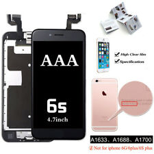 4.7'' For Apple iPhone 6S Complete Screen LCD Touch Digitizer Parts+ Home Button