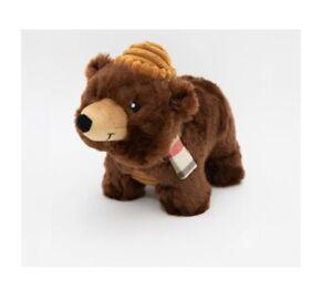 Zippy Paws Grunterz Large Bear UK SELLER
