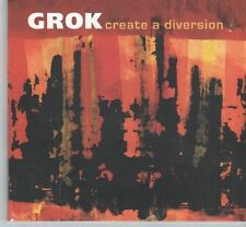 (DX468) Grok, Create A Diversion - 2011 CD