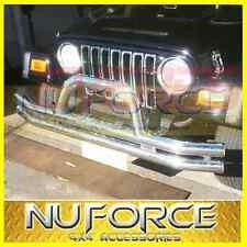 Jeep Wrangler YJ/TJ (1987-2006)  Bull Bar / Nudge Bar / Front Bumper