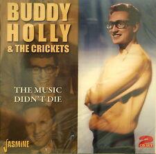 BUDDY HOLLY & THE CRICKETS - 2CD Set
