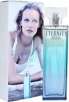 ETERNITY AQUA 1.6 / 1.7 OZ EDP SPRAY FOR WOMEN BY CALVIN KLEIN & NEW IN A BOX