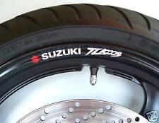 Suzuki TL1000S Wheel rim stickers decals tl 1000 s