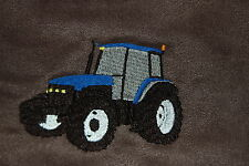 New Holland TM115 Tractor embroidered on Polo Shirt