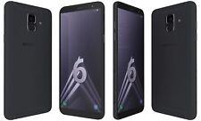 Samsung Galaxy A6+ Plus (2018) A605F Dual-Sim Smartphone (6 Zoll) 32GB schwarz -