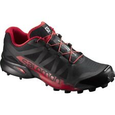 Salomon Speedcross Pro 2 Scarpe Uomo Black/barbados Cherry/black 44