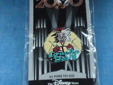 Cruella DeVil Villain 101 Dalmatian Coundown To The Millennium 63 Disney Pin 696