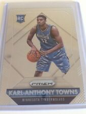 Panini Rookie Basketball Trading Cards Karl Anthony Towns