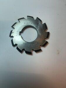 16DP Gear Cutter No.8