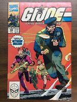 G.I. JOE #102 (1990) Marvel Comics