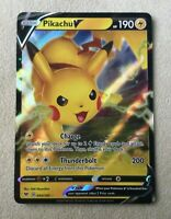 Pokemon: Pikachu V Ultra Rare [Vivid Voltage 043/185] NM