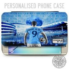 Blue Mobile Phone Wallet Cases for Samsung Galaxy S8