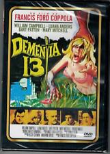 DEMENTIA 13. dvd  ( Clasicos de culto. )