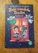 Taschenbuch Hinter verzauberten Fenstern Adventsgeschichte Cornelia Funke