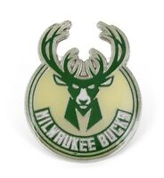 MILWAUKEE BUCKS - TEAM LOGO - LAPEL/HAT PIN - BRAND NEW - NBA-PN-001-14