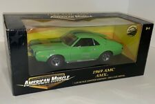 AMERICAN MUSCLE 1:18 Scale 1969 AMC AMX – Exclusive Color – VHTF – Brand New!!!