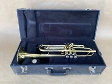 Besson 609 Trumpet #846508 W/ Case & Mouth Piece - VINTAGE