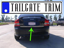 Volvo S40 2005 2006 2007 2008 2009 2010 2011 Chrome Tailgate Trunk Trim Molding