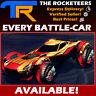 [PC] Rocket League Every Default Battle-Car FENNEC ZSR GT SENTINEL GP etc.