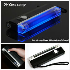 1x Cure Lamp Ultraviolet LED UV Light for Auto Truck Glass Windshield Repair Kit