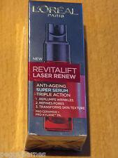 Loreal Revitalift Laser X3 Anti Age Serum 3oml