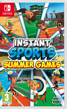 Instant Sports Summer Games Switch  neuf sous blister