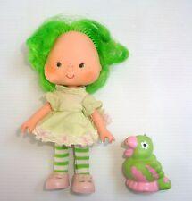 Charlotte aux fraises vintage poupée Lime Chiffon & Parrot / Citronelle Diabolo