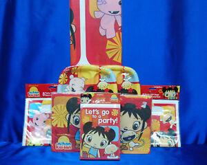 Ni Hao Kai-Lan Party Set # 9  Plates Napkins Tablecover Banner Invites Thanks +
